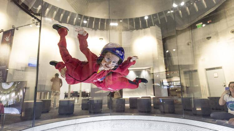iFly Tigard Indoor Skydiving